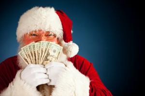 santa-with-money-300x199