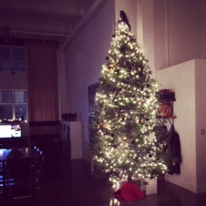 Christmas Tree For Almost Free